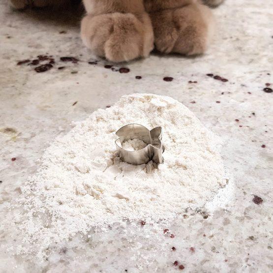 Foremka do ciastek w kształcie rybki idealna dla miłośników kotów i gotowania. Na prezent dla właściciela kota czy jako gadżet dla wielbiciela kota lub zwierząt.