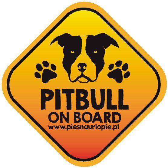 Naklejka na samochód z psem rasowym (pitbull) idealna dla właściciela, który lubi podróżować z psem i dba o jego bezpieczeństwo. Na prezent dla miłośnika zwierząt czy jako gadżet dla wielbiciela psów.
